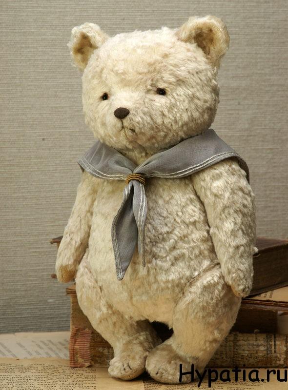 Купить коллекционного белого медведя